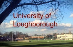 Gerald Main lectures at University of Loughborough