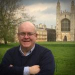 Gerald Main training in Cambridge
