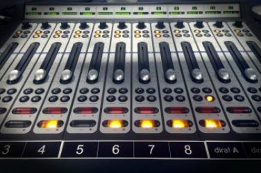 BBC local radio broadcast desk
